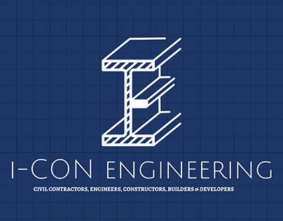 Icon Engineering Logo Design