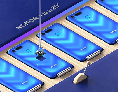 Honor View 20 Mobile