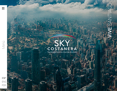 Sky Costanera - Web
