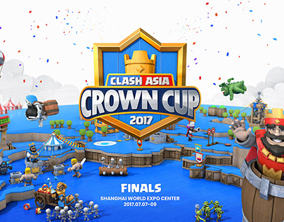 CACC - Clash Asia Crown cup 2017