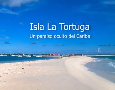 Isla la tortuga - cortometraje
