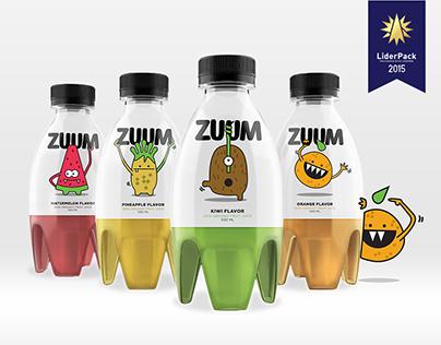 organic juices · ZUUM
