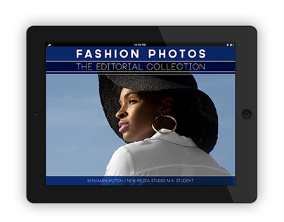 Fashion Editorials: The Collection (iPad Publication)