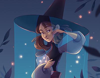 Firefly witch