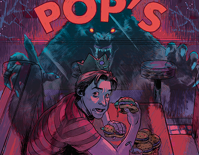 COLORS for Jughead: THE HUNGER (Drawn by Adam Gorham)