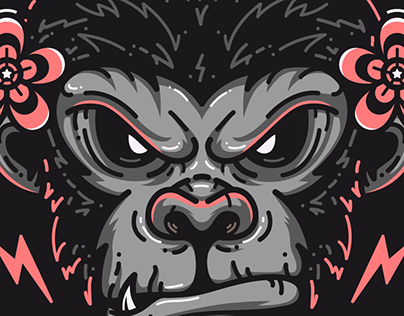 The Fearless Ape