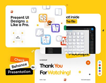 UI Mockup Kit