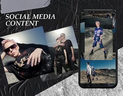 Social Media | Hijos del Rey 2019