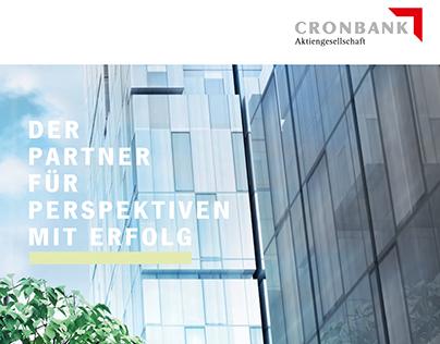 CRONBANK business report 2015