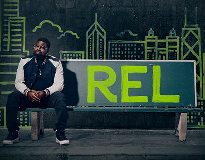 Rel: Series Premiere Promo Graphics