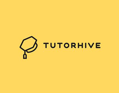Tutorhive - Branding, App UI/UX, Web design