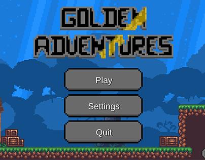 Golden Adventures Prototype