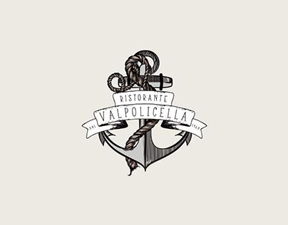 Ristorante Valpolicella, Logo (2017)