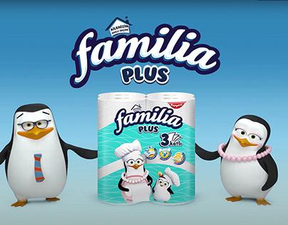 Familia Plus - Kağıt Havlu