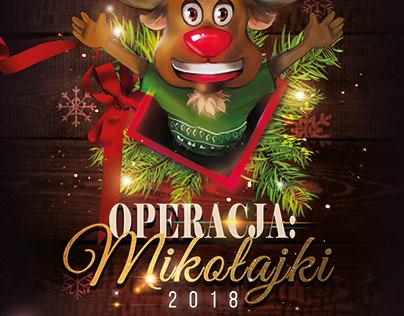 Operacja:Mikołajki 2018