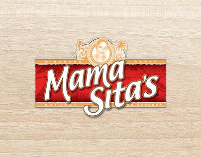 Mama Sita's Merch Collaterals