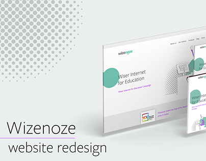 Wizenoze website