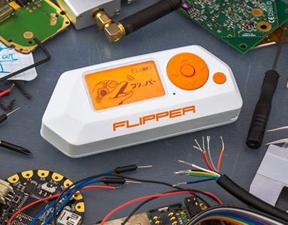 Flipper graphics