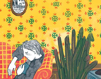 Wallflower LP Design