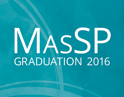 MasSP Graduation Program, 2016