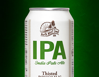 IPA for Thisted Brewery