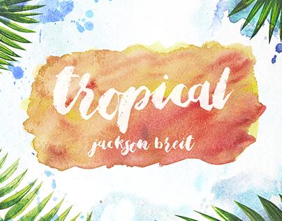 Tropical- Album Cover