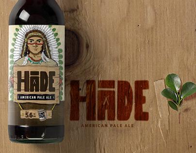 Hãde Beer®- American Pale Ale