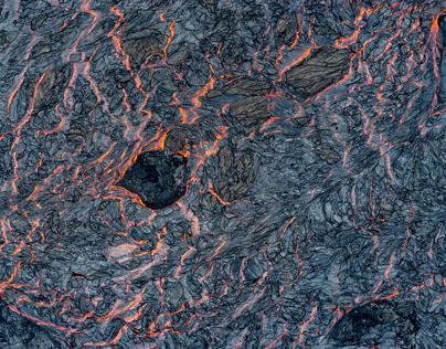 Lava Flow Pattern