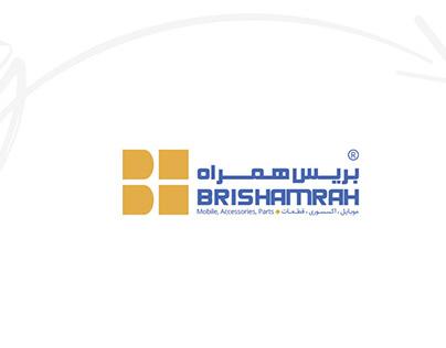 BrisHamrah logo design