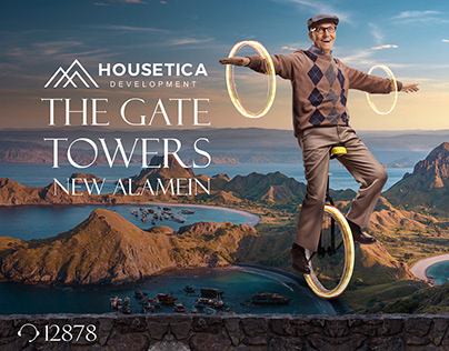 Housetica Outdoor Campaign