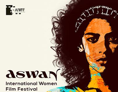 Aswan International Women Film Festival Poster