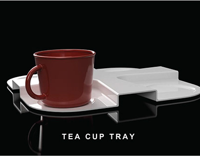 Chai Hojaye - Tea tray
