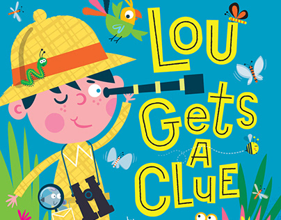 Book: Lou Gets a Clue