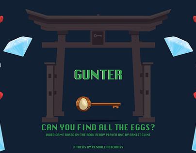 Gunter | Ready Player One Interactive Game