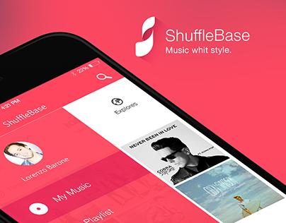 ShuffleBase | Music App - iPhone / Apple Watch