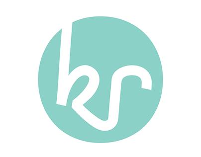 KR Coaching Logo Design
