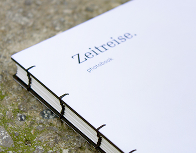Zeitreise photobook