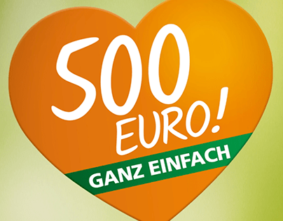 500 Euro Gesundheitsbudget