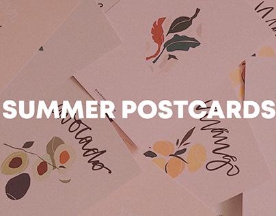 SUMMER POSTCARDS 2019