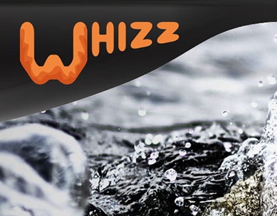 Whizz - Webdesign, Logo design