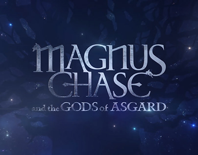 Magnus Chase - Booktrailer