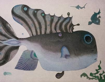ART Work ::  FISHFISHFISH