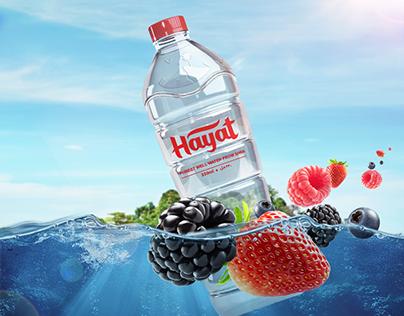 Hayat Water Summer