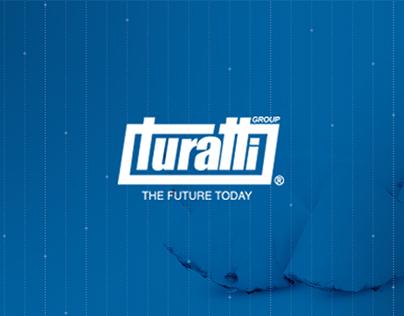 Turatti Pacific web design UX/UI (Proposal)