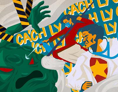 """SAIGONVIVU x MINH BETA """"Việt Nam ơi! Đánh bay COVID"""" MV"""