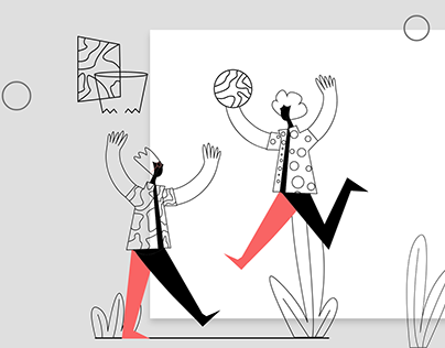 New Redblack Illustration Pack