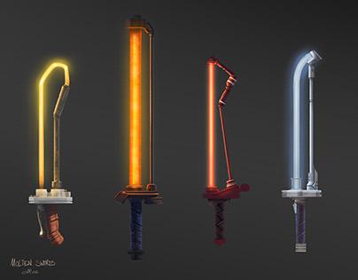 Molten Swords