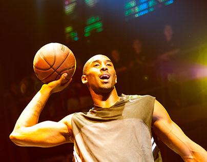 Kobe Bryant Beijing