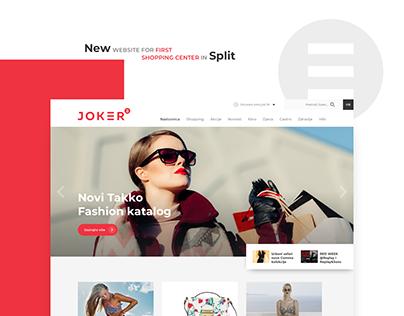 Joker's Content Website