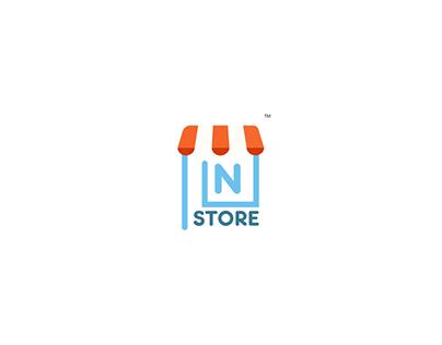 IN Store logo
